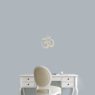 "Om - Wall Decals 12"" wide x 12"" tall"