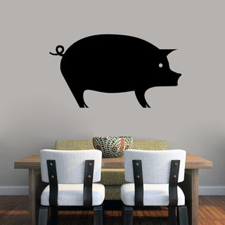 "Pig Wall Decals - 36"" wide x 20"" tall"