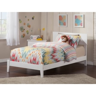 Link to Orlando White Twin Open-foot Bed Similar Items in Kids' & Toddler Furniture