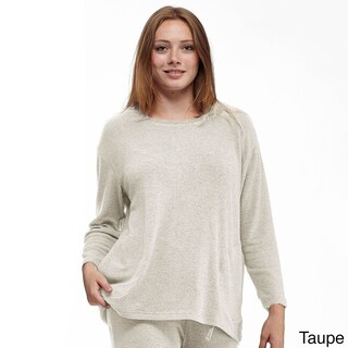 La Cera Women's Plus-size Pullover Top (More options available)