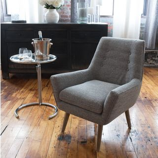 Elements Fine Home Furnishings Slater Fabric Collection Heather Fabric Standard Chair