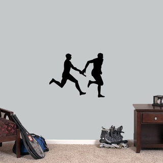 Relay Runners Wall Decal
