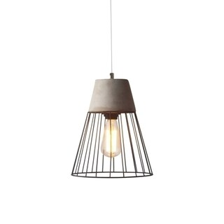 Light Society Burgess Caged Pendant Lamp