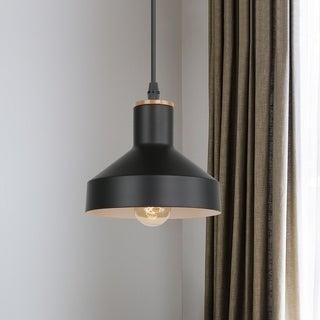 Light Society Vedder Pendant Lamp - Black