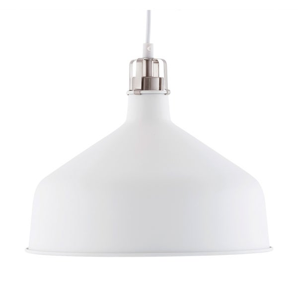 Light Society Banbury Iron Single-Light Pendant Lamp