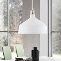 Light Society Banbury Iron Single-Light Pendant Lamp