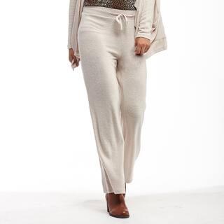 La Cera Women's Plus-size Soft Pants|https://ak1.ostkcdn.com/images/products/12852575/P19615879.jpg?impolicy=medium
