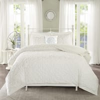 Maison Rouge Bataille Tufted Comforter 4-piece Set