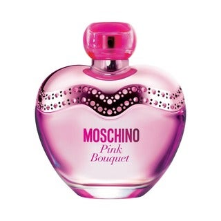 Moschino Pink Bouquet Women's 1.7-ounce Eau de Toilette Spray (Tester)