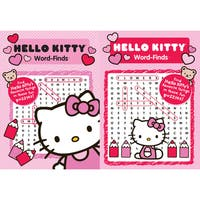 Kappa Publication 3160 Hello Kitty Word-Find Pack