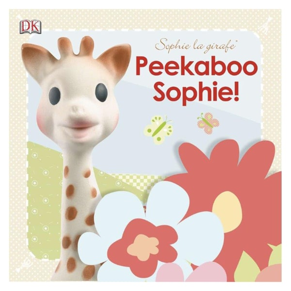Penguin 40960 Peekaboo Sophie Book 12 Pages