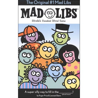 Penguin 80843-10055 Original Mad Libs