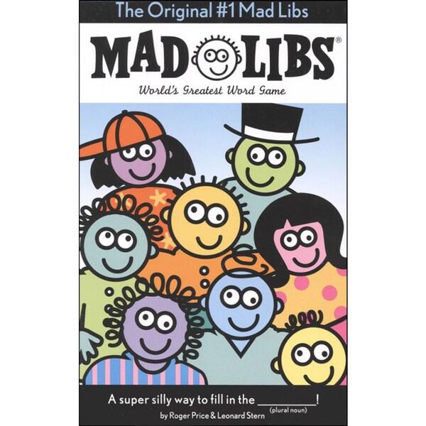 Penguin 80843-10055 Original Mad Libs