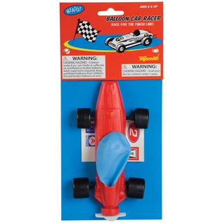Toysmith 06054 Balloon Car Racer