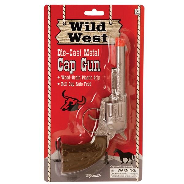 Toysmith 03609 Metal Cap Gun