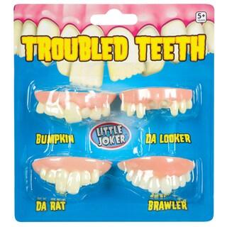 Toysmith 05550 Troubled Teeth Set