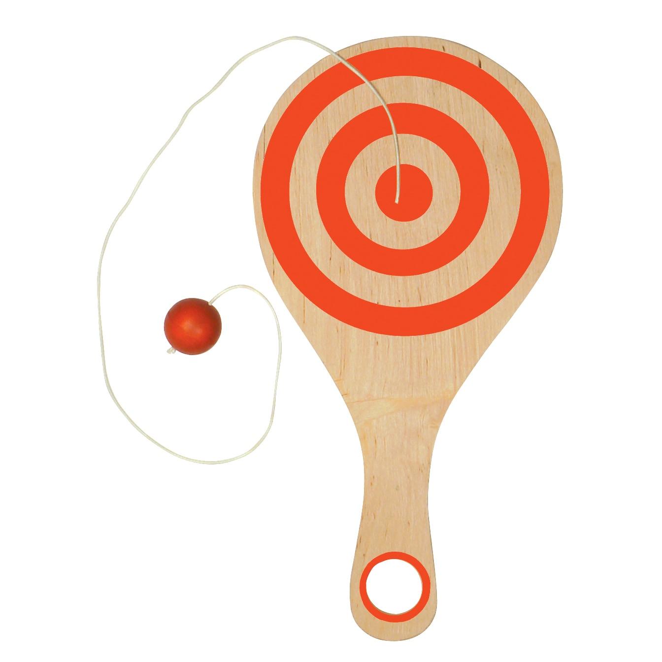 "Toysmith 06472 11"" Bounce Back Paddle Ball (Paddle Ball B..."