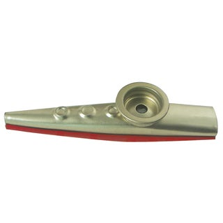 """Toysmith 08055 4.75"""" Meta Kazoo"""
