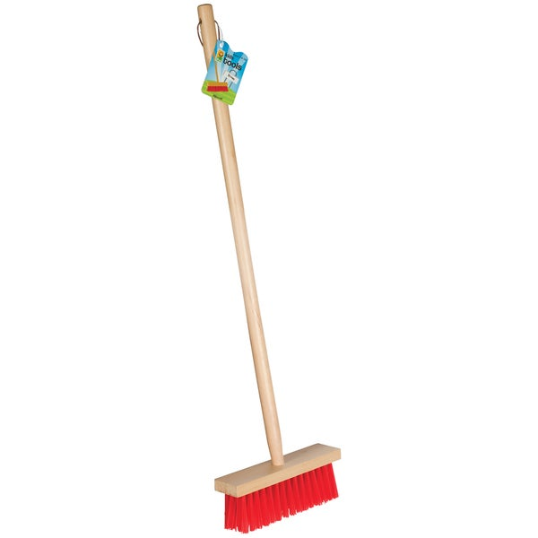 """Toysmith 2295 27.5"""" Push Broom"""