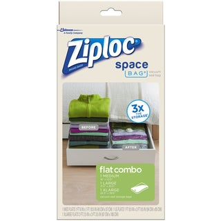 ITW Spacebag 70424 Space Bag Combo Set 3-ct