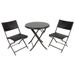 River Cottage Gardens 760258 Steel Bistro 3 Piece Set