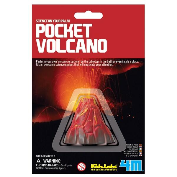 Toysmith 34491 Pocket Volcano