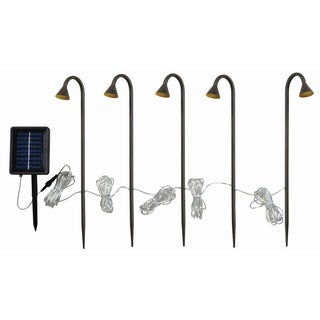 Crook Outdoor Solar Stake Lights