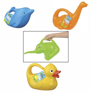 Toysmith 42311 2 Quart Watering Can Assorted Styles