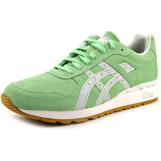 Asics Men's GT-II Green Suede Athletic Shoes