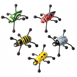 Toysmith 5515 Wall Bugs Assorted Styles