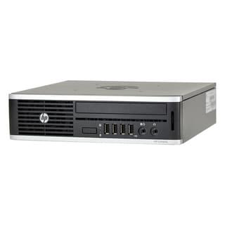 HP Compaq 8300-USFF Celeron G550 2.6GHz CPU 4GB RAM 250GB HDD Windows 10 Pro Computer (Refurbished)