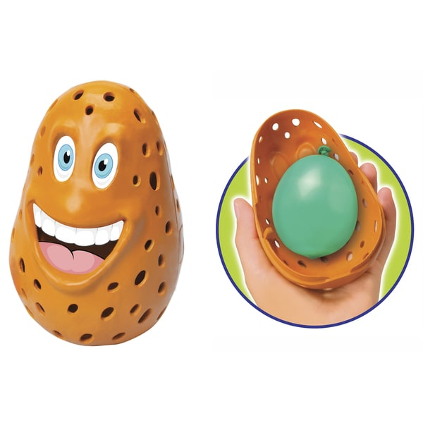 Toysmith 77021 Sizzlin' Cool Tick N' Tater Water Toy