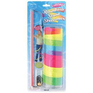 Toysmith 793517 6.5' Rainbow Stunt Streamer