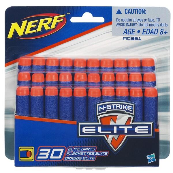 Nerf A0351 Nerf-N-Strike Elite Dart Refill Pack 30-count