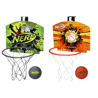 Nerf A0367 Nerf N Sports Nerfoop Set Assorted Colors