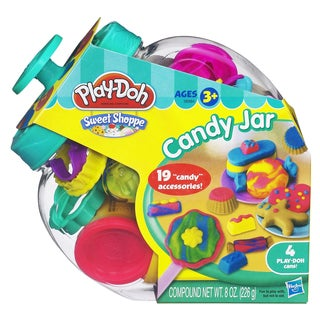 Play-Doh 38984 Play Doh Candy Jar Set