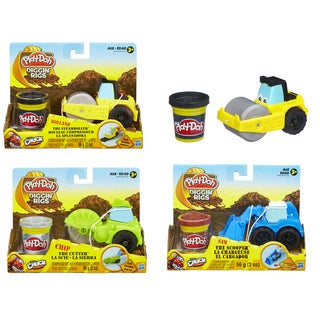 Play-Doh 49492 Play-Doh Tool Crew Assorted