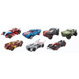 Hot Wheels BDM71 ONE Marvel Character Car in Assorted Styles