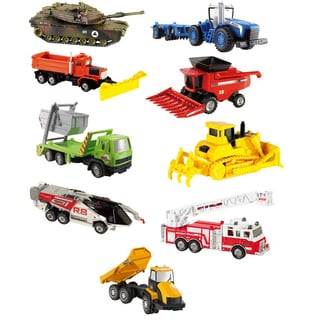 Matchbox N3242 Matchbox Real Working Rigs Assortment