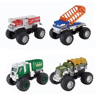 Matchbox BGY69 MBX Diecast Truck Assorted Styles