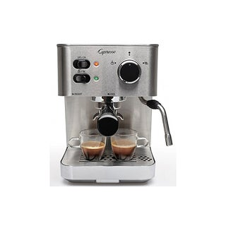 Capresso EC PRO Professional Espresso & Cappuccino Machine, Refurbished