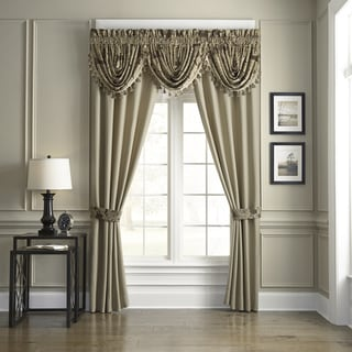 Croscill Sorina Pole Top Window Drapery Panel Pair