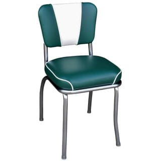 Retro Green Home Dining Chair