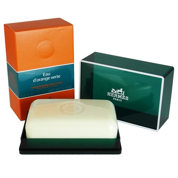 Shop Hermes Eau D Orange Verte Men S 5 2 Ounce Perfumed