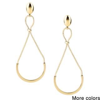 Handmade Saachi Intertwined Drop Earrings (China)