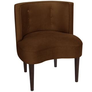 Skyline Furniture Regal Chocolate Chair