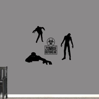 Zombie Set Wall Decal - Small|https://ak1.ostkcdn.com/images/products/12853465/P19616554.jpg?impolicy=medium