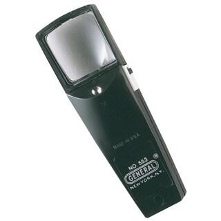 General 553 4X Lighted Magnifer