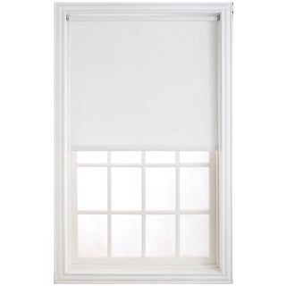 "Levolor 73"" X 66"" White Window Shade"