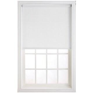 "Levolor 55"" X 66"" White Window Shade"